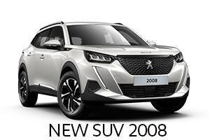 Peugeot NEW SUV 2008 PROFESSIONNEL