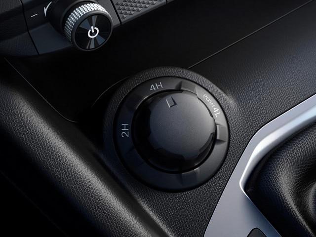 Nouveau pick-up PEUGEOT LANDTREK 4x4 mode 4H 4L