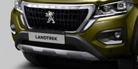 Nouveau pick-up PEUGEOT LANDTREK : protection de parechoc