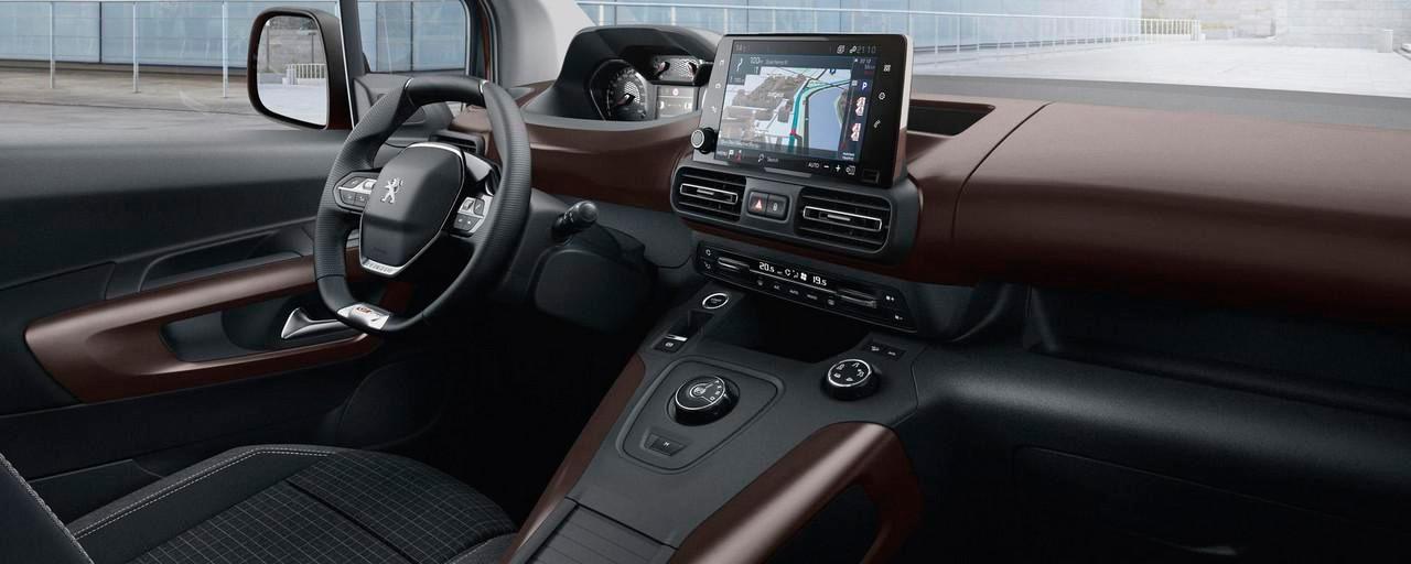 PEUGEOT RIFTER - PEUGEOT i-Cockpit®