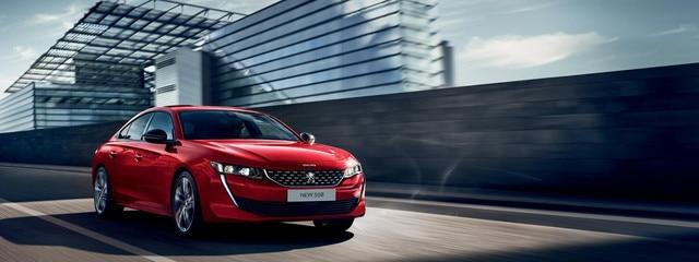 Présentation Gamme berline Peugeot