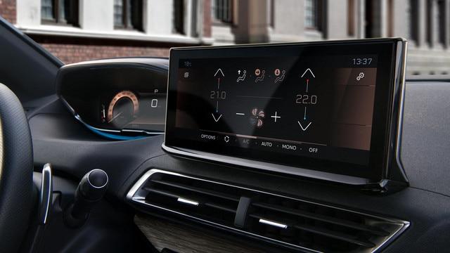 Nouveau SUV PEUGEOT 3008 –Ecran tactile HD connecté